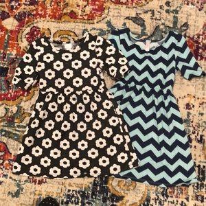 Girls dresses, size 6